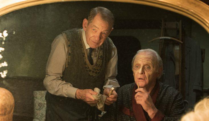 Photos: Anthony Hopkins, Ian McKellen Deconstruct Acting in 'The Dresser'