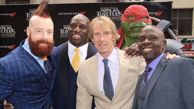 Photos: EXCLUSIVE: Gary Anthony Williams and Stephen Farrelly Give Voice to Popular 'Ninja Turtles' Baddies