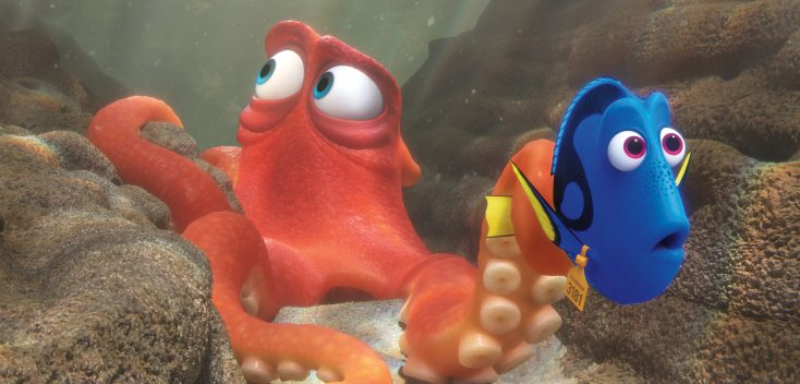 Photos: 'Finding Dory' Swims Onto Blu-ray with an Ocean of Bonus Features