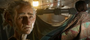Mark Rylance Tackles Giant Role in 'The BFG'