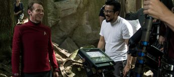 Photos: Simon Pegg on Scripting and Starring in 'Star Trek Beyond'