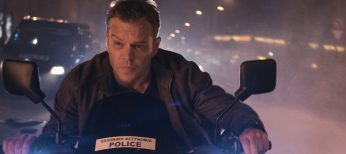 Photos: Matt Damon Returns for 'Jason Bourne'
