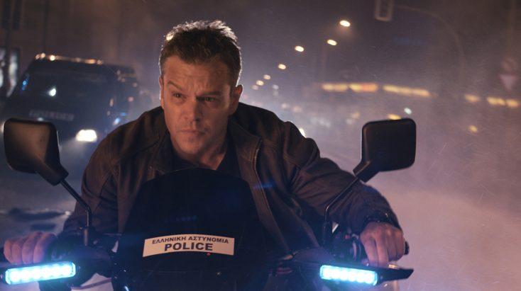 Photos: Matt Damon Returns for 'Jason Bourne'