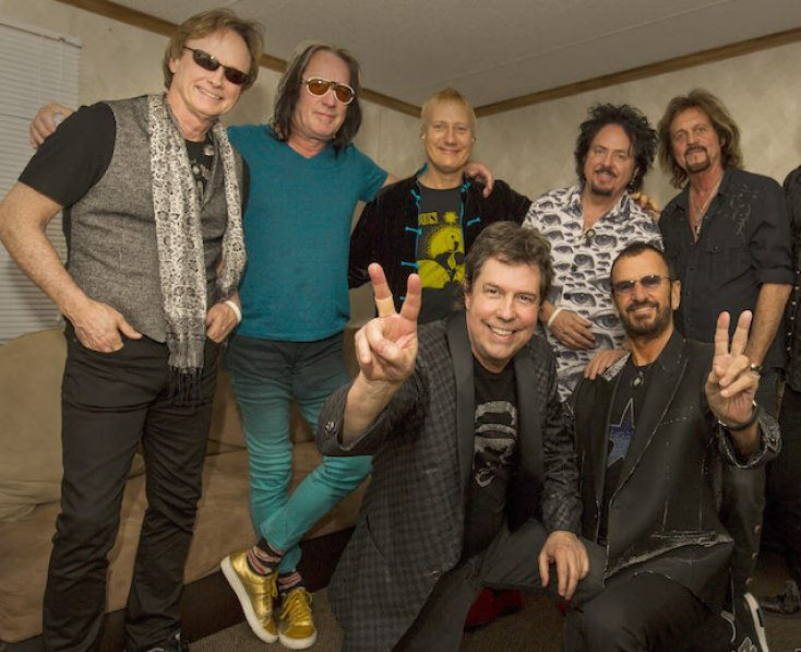 Ringo Starr Adds New Tour Dates, Countries to his Band's Schedule