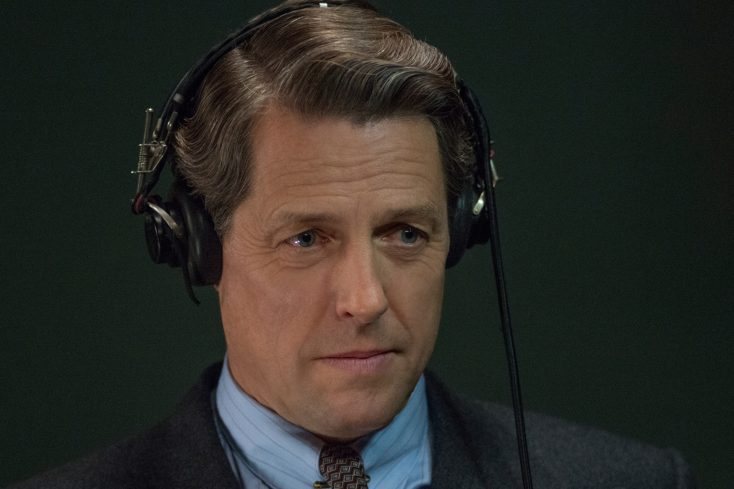 Hugh Grant Returns to Hollywood for 'Florence Foster Jenkins'