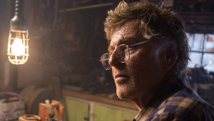 Photos: Robert Redford Maintains the Fire with 'Pete's Dragon' Remake