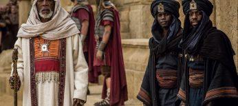 'Ben-Hur' Offers A Sheik Role for Actor Morgan Freeman