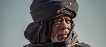 Photos: 'Ben-Hur' Offers A Sheik Role for Actor Morgan Freeman