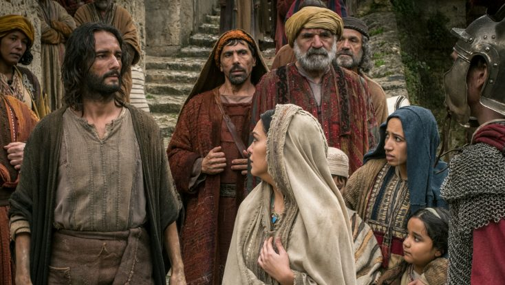 Rodrigo Santoro Plays Son of God in 'Ben-Hur'