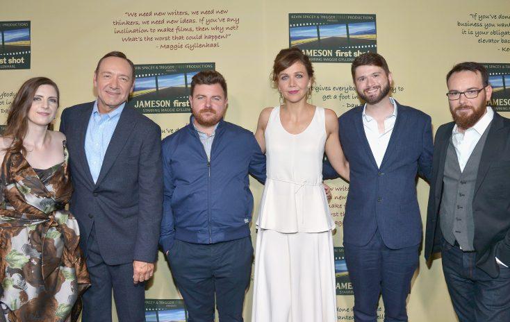 Kevin Spacey, Maggie Gyllenhaal Celebrate Jameson Short Film Winners
