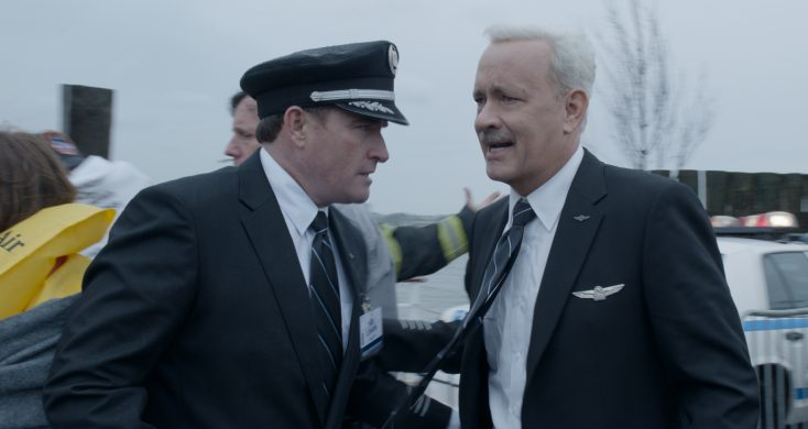 Photos: Eastwood and Hanks Pilot 'Sully' to Great Heights