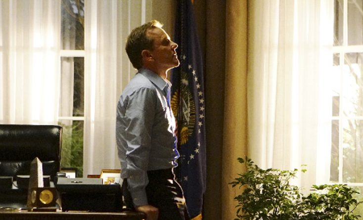 From Jack Bauer to Tom Kirkman, Kiefer Sutherland Rises to Top in 'Designated Survivor'