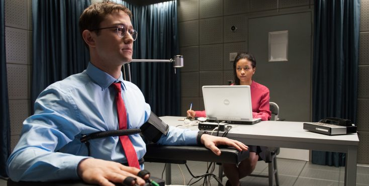 Oliver Stone Mines Recent Headlines for New Political Thriller 'Snowden'