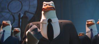 Kelsey Grammer Flying High as Top Bird in 'Storks'