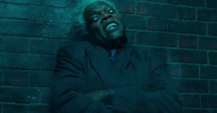 Samuel L. Jackson Sinks His Teeth Into Another Villainous Role in 'Miss Peregrine's Home for Peculiar Children'
