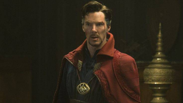 Bring Home the Visually Stunning 'Doctor Strange' on Blu-ray 3D