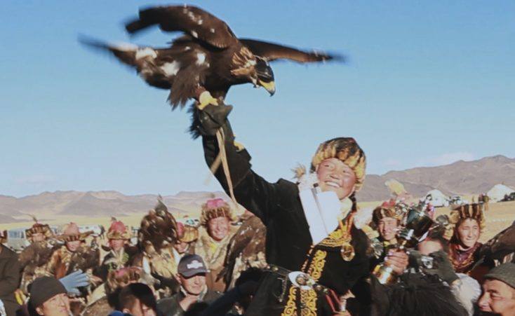 'Star Wars' Actress Daisy Ridley and Documentarian Talk 'The Eagle Huntress'