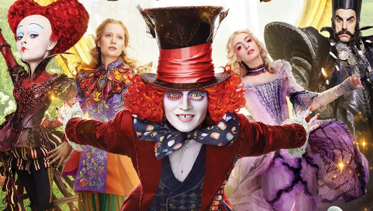 Photos: Dazzling 'Alice Through the Looking Glass' Worth a Look on Blu-ray—But Not Much Else