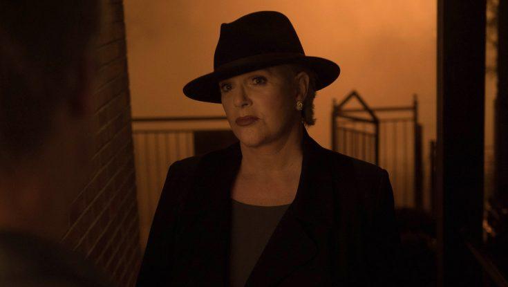 Sharon Gless, Producer Talk 'Exorcist' TV Series