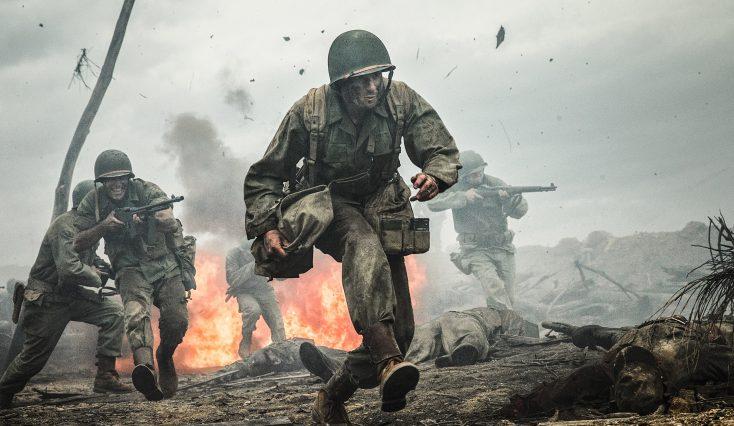 Photos: Mel Gibson Returns to the Battlefield with 'Hacksaw Ridge'