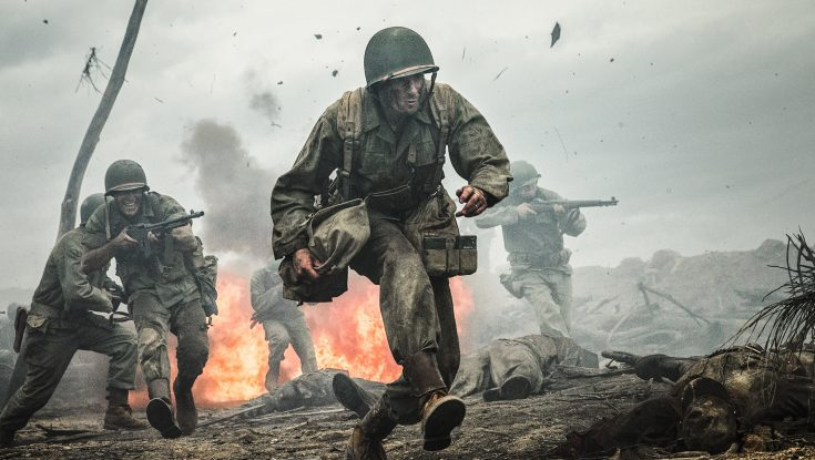 Photos: Mel Gibson Returns to the Battlefield with 'Hacksaw Ridge'