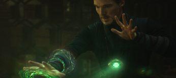 Benedict Cumberbatch Conjures Marvel Hero in 'Doctor Strange'