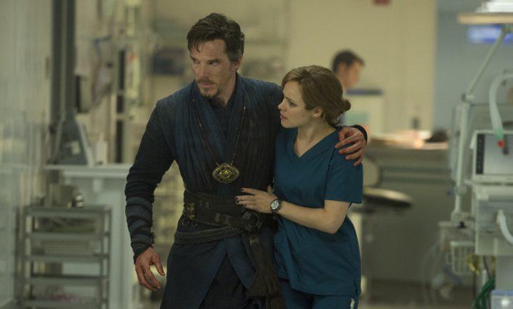 Photos: Benedict Cumberbatch Conjures Marvel Hero in 'Doctor Strange'
