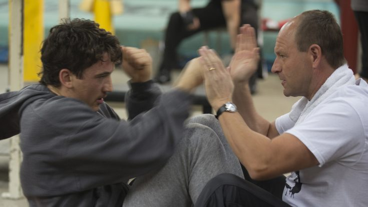 Photos: Miles Teller Goes the Distance in 'Bleed for This