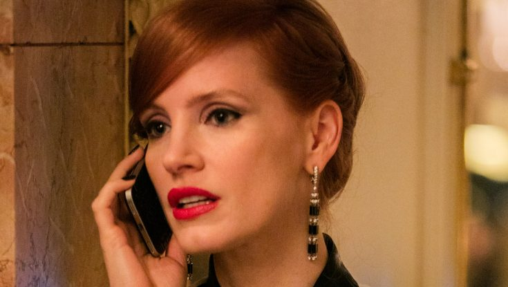 Jessica Chastain Lobbies as a Powerful Woman in 'Miss Sloane'