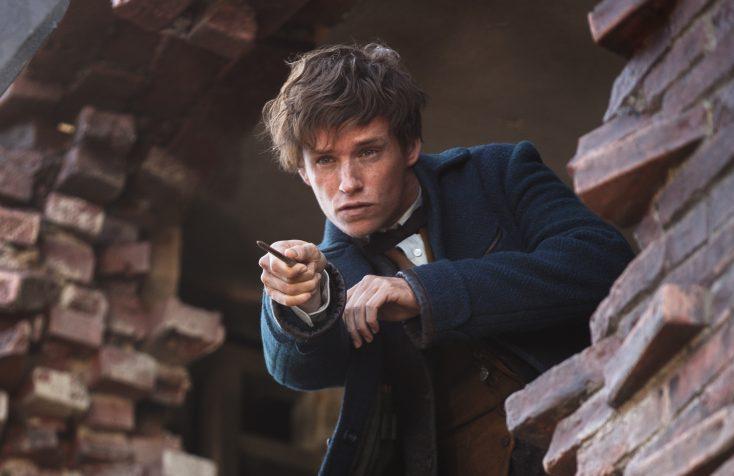 J.K. Rowling Magic Is Back in 'Fantastic Beasts'