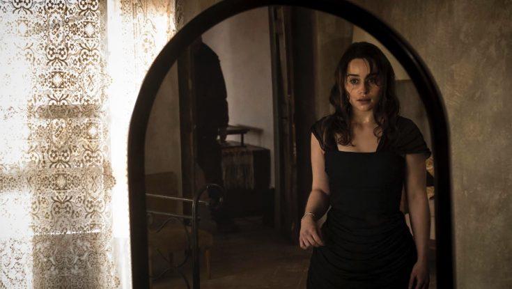 'Game of Thrones' star Emilia Clarke Headlines Thriller Set in Italy
