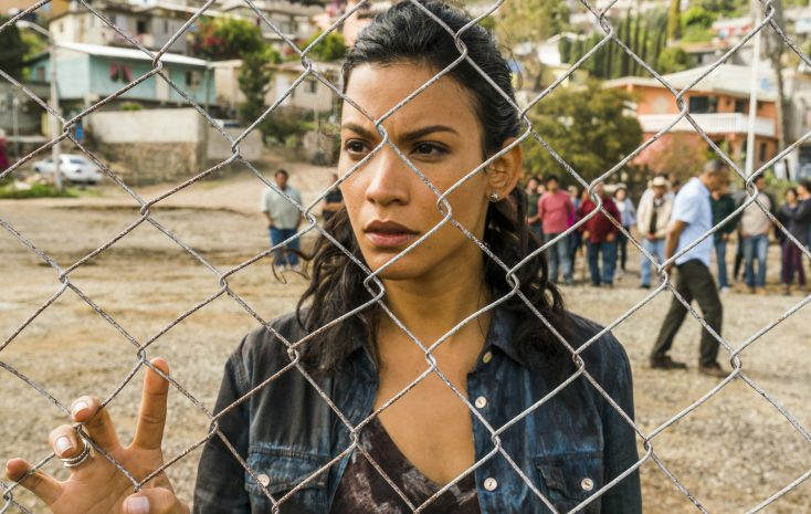 EXCLUSIVE: Danay Garcia Talks on 'Fear the Walking Dead: The Complete Second Season' Hitting Home Video