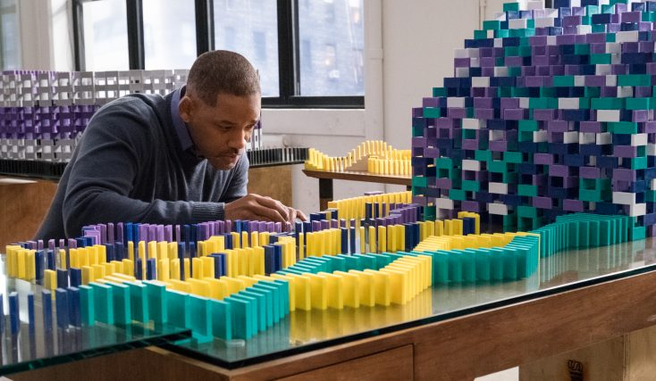 Will Smith Talks Life, Loss and 'Collateral Beauty'
