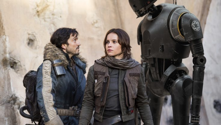 Photos: 'Rogue One: A Star Wars Story' Leaves Something to Be Desired on Blu-ray