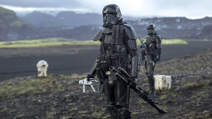 'Rogue One' Is Serviceable Space Junk