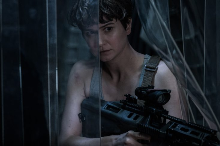 A Sneak Peek at Upcoming 'Alien' Installment