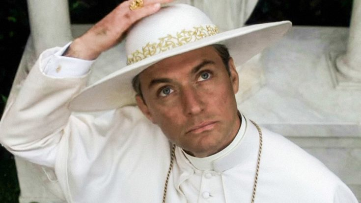 Jude Law Has Mass Appeal in 'Young Pope'