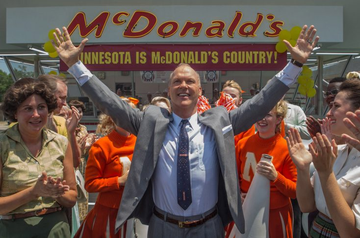 'The Founder' on Blu-ray and DVD Is a Tasty Treat