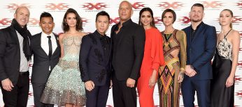 Photos: Blond Ambition: Action Star Tony Jaa Dons Golden Mohawk for 'xXx' Installment