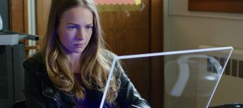 EXCLUSIVE: Britt Robertson on Loving the Alien in 'Space Between Us'