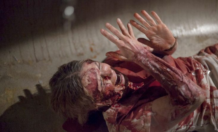 Photos: Julie Benz Moves In for High-Rise Horror at 'Havenhurst'