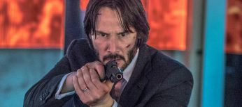 Photos: Laurence Fishburne, Keanu Reeves Reunite in 'John Wick' Sequel