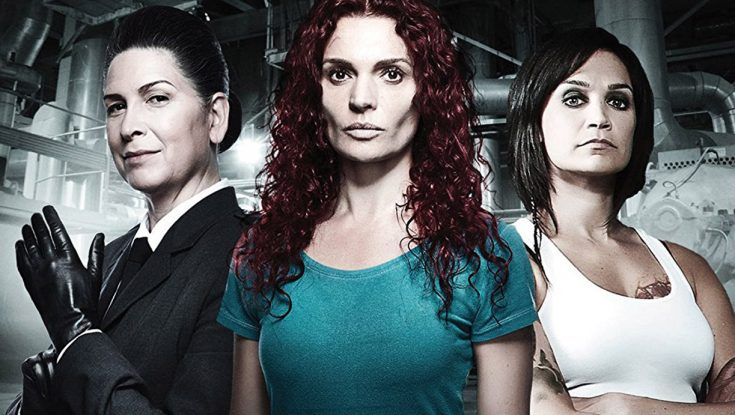 '100 Streets,' 'Eyes of My Mother,' 'Suspects,' 'Wentworth,' More on Home Entertainment … plus giveaways!!!
