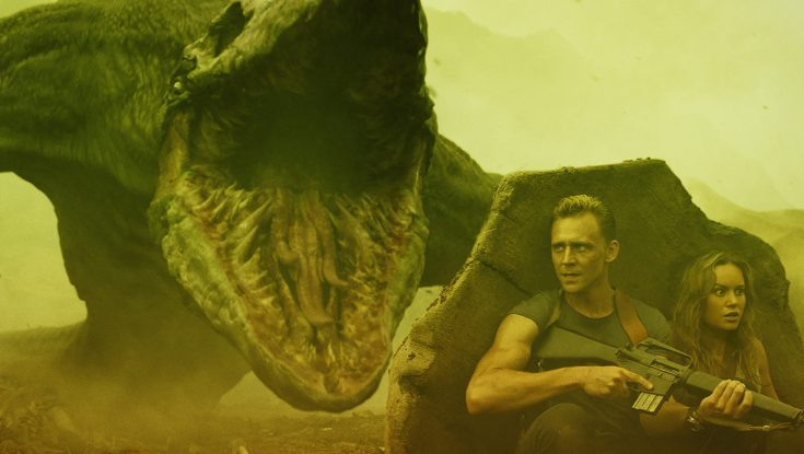 Photos: Tom Hiddleston Surfaces as Heroic Tracker in 'Kong: Skull Island'