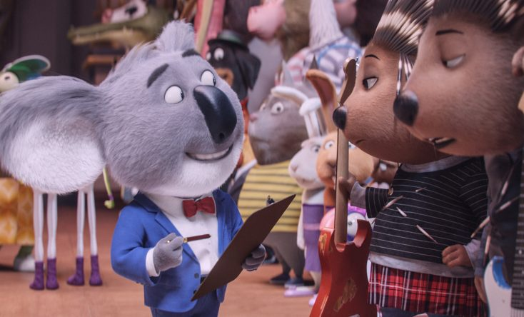 Photos: 'Sing' Hits All the Right Notes on Blu-ray and DVD
