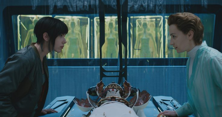 'Ghost in the Shell' Cyber Soldier Character Ranks High for Scarlett Johansson