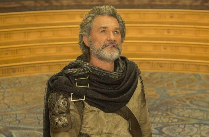 Photos: Ageless Kurt Russell Joins 'Guardians of the Galaxy' Cast
