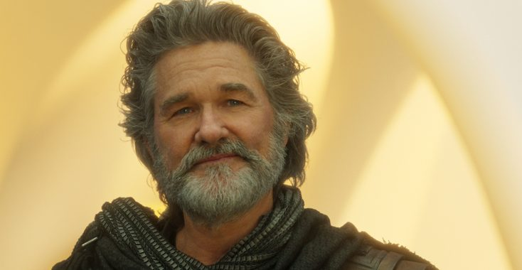 Ageless Kurt Russell Joins 'Guardians of the Galaxy' Cast