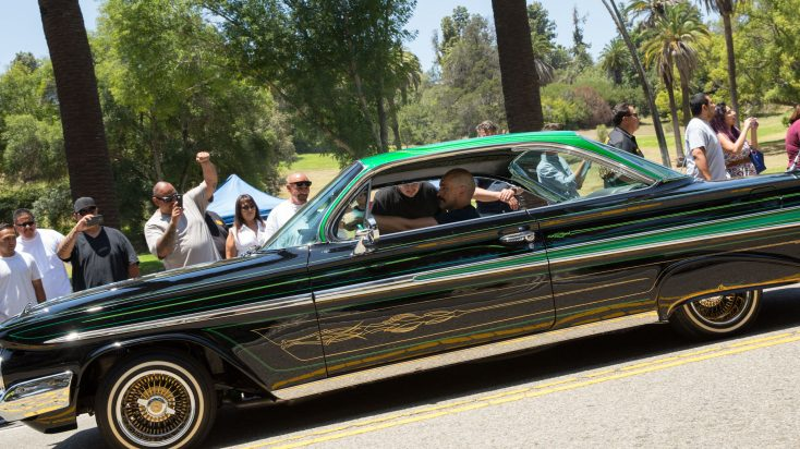 EXCLUSIVE: Peruvian Director Ricardo de Montreuil in the Driver's Seat for 'Lowriders'