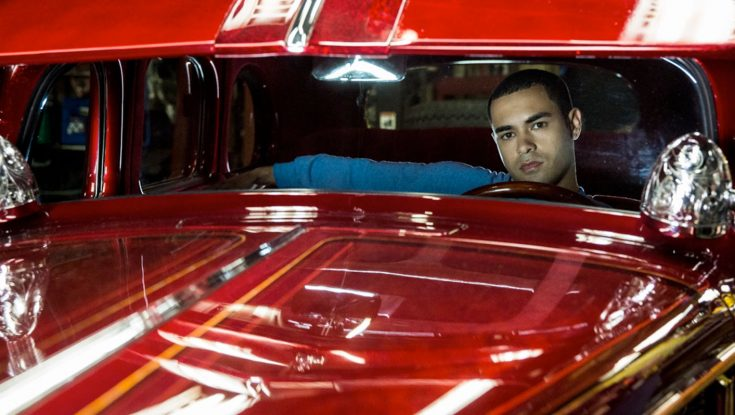 Photos: EXCLUSIVE: 'Lowriders' Stars Theo Rossi and Gabriel Chavarria Talk Hitting the Road